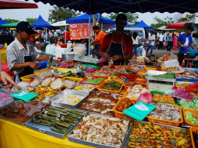 BAZAR RAMADAN KUANTAN: APRIL 24 - MAY 23, 2020