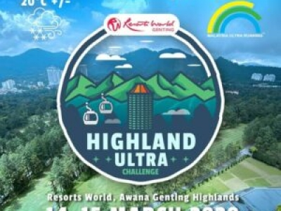 HIGHLANDS ULTRA CHALLENGE: MARCH 14-15, 2020