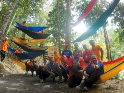 LUBUK YU HAMMOCK: SEPTEMBER 18-19, 2021