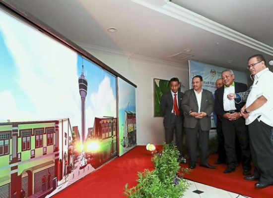 Kuantan draft plan unveiled - July 13, 2017