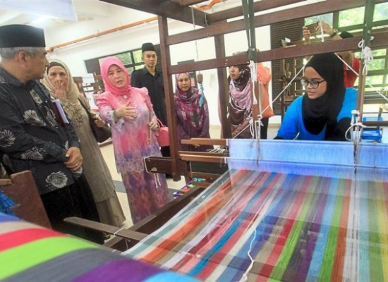 Weaving tradition into 21st century - September 16, 2017