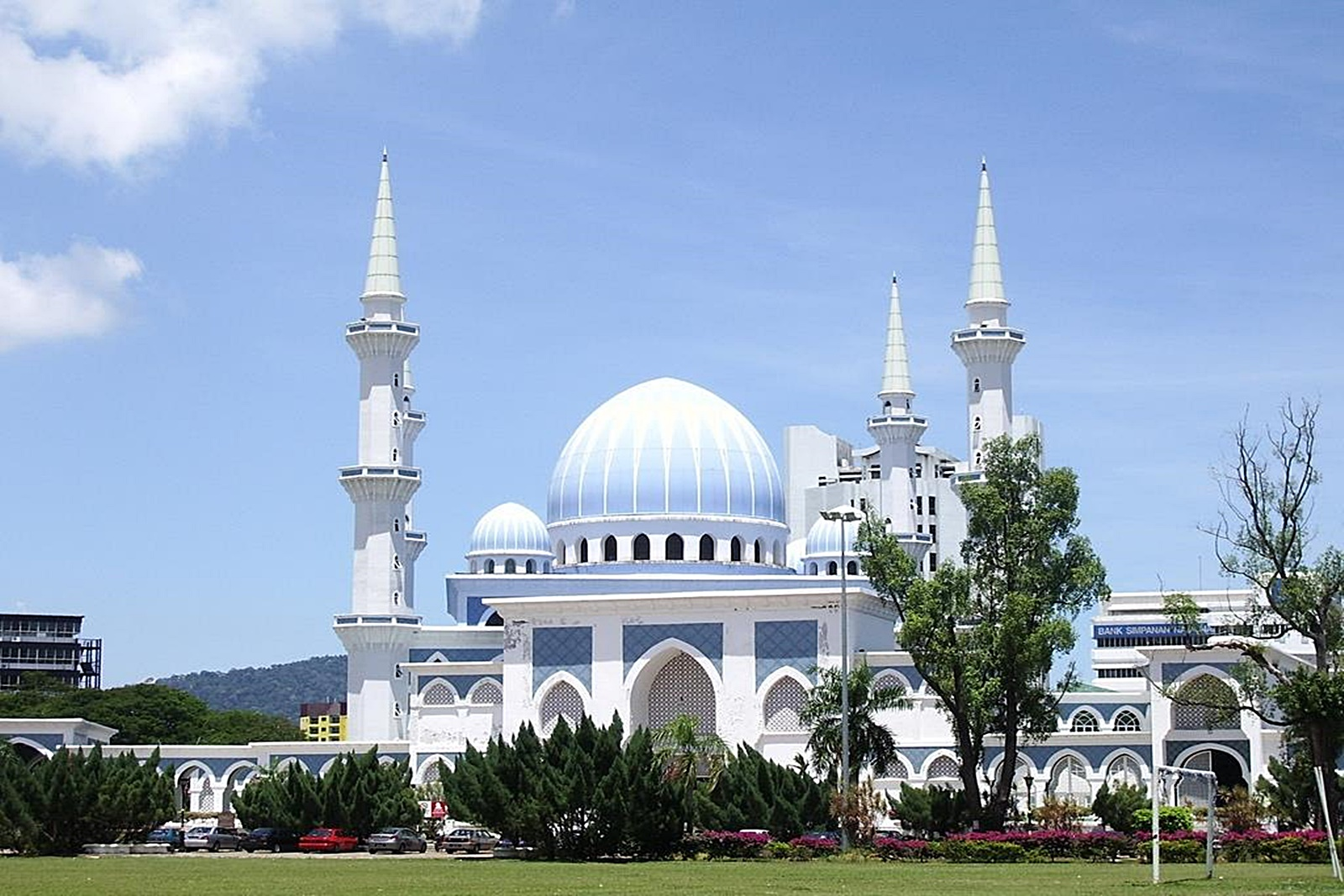 State Mosque - Sultan Ahmad 1