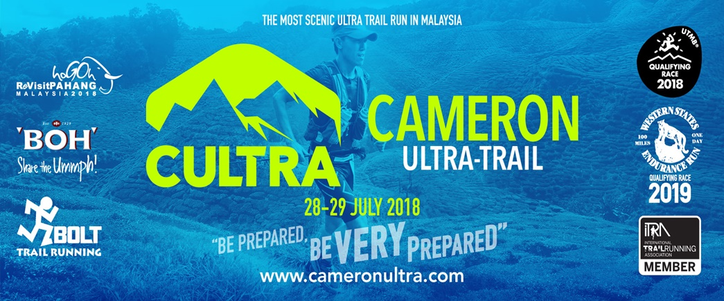 CAMERON ULTRA TRAIL: JULY 28-29, 2018