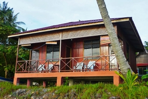 South Pacific Chalet