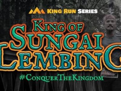 KING OF SUNGAI LEMBING: OCTOBER 9-10, 2021