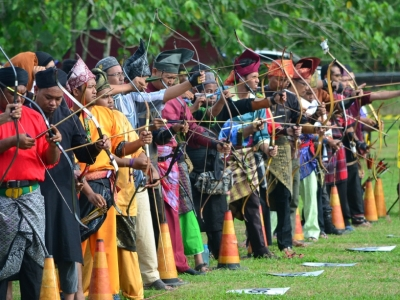PAHANG TRADITIONAL ARCHERY COMPETITION: OCTOBER, 2021